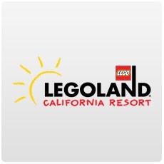 LEGOLAND California - 1 Dia + Resort Hopper + Segundo Dia Grátis