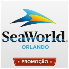 SeaWorld Orlando - Uma visita - Acima de 3 anos (Ingresso Eletrônico)