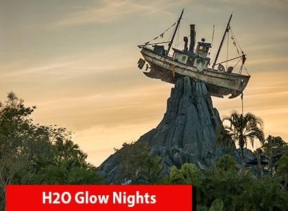 Disney's H2O Glow Nights 2019