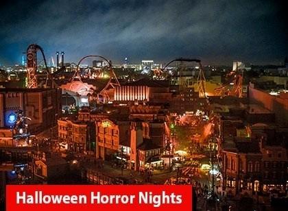 Halloween Horror Nights - Frequent Fear Plus Pass - Acesso Ilimitado (Ingresso Eletrônico)